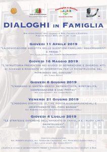 Ciclo di seminari. Dialoghi in famiglia