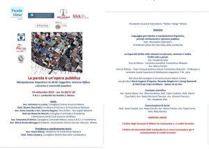 Manipolazione linguistica tra diritti soggettivi, interessi diffusi, consenso e sovranità popolare