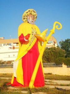 """Bari, 24 Luglio 2020 - Performance di """"Una Statua per San Nicola"""""""