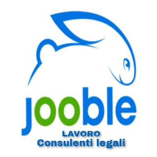 Jooble lavoro consulenti legali