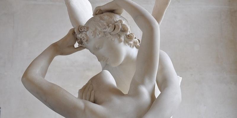 Antonio Canova - Amore e Psiche - Parigi, Museo del Louvre