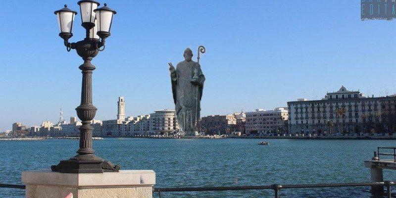 Una statua per San Nicola